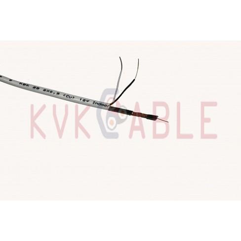 КВК 2В 2х0,5 12V внутренний кабель SyncWire