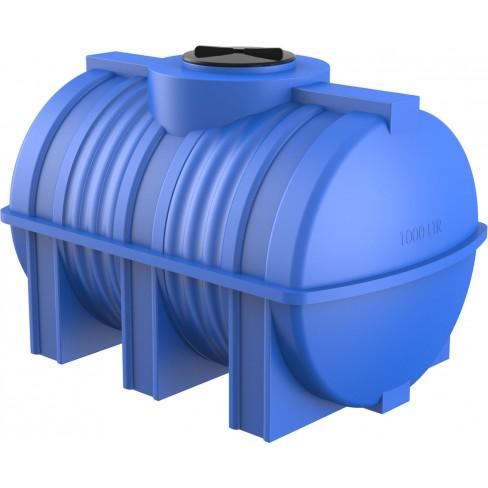 Горизонтальная емкость G 1000 литров