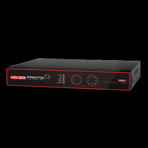 SDI Видеорегистратор PTX-HD808