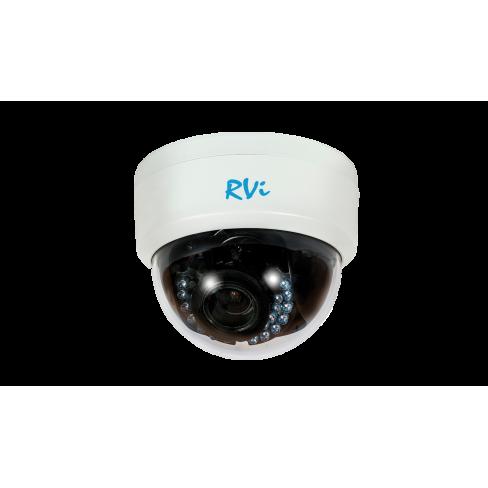 Купольная TVI камера видеонаблюдения RVi-HDC311-AT (2.8-12 мм)