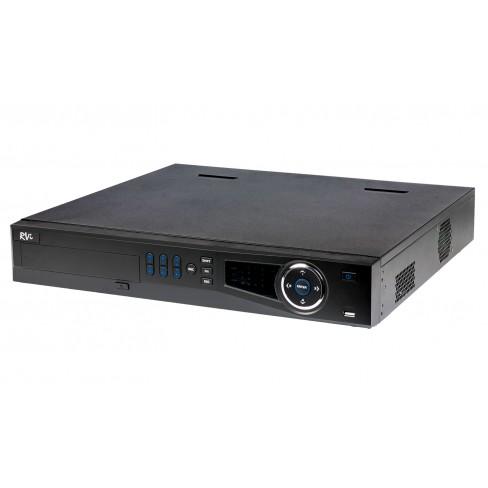 IP-видеорегистратор (NVR) RVi-IPN16/4-PRO