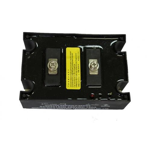 Твердотельное реле SDM-40100D (100A, 480V DC, 4...15V DC)