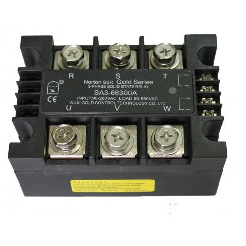 Твердотельное реле SA3-66300A (300A, 660V AC, 80...280V AC)