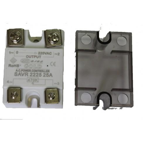 Твердотельное реле SAVR-2225 (25A, 220V AC, 0-560kOhm)