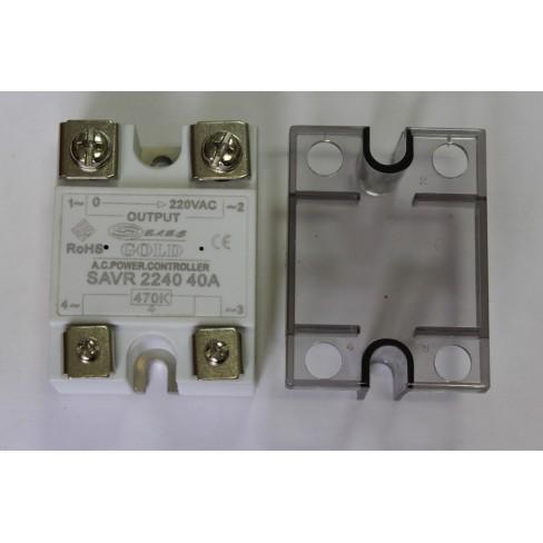 Твердотельное реле SAVR-2240 (40A, 220V AC, 0-560kOhm)