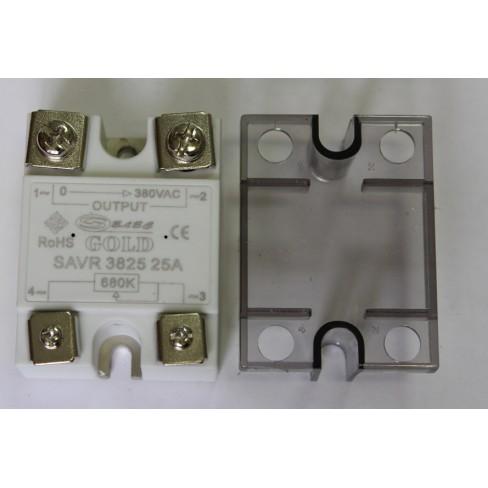 Твердотельное реле SAVR-3825 (25A, 380V AC, 0-560kOhm)