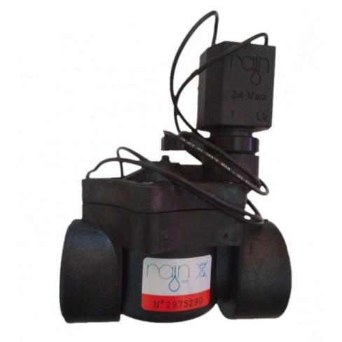 """Электромагнитный клапан Rain RN 150 1""""F 24 VAC"""